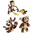 Genuine LEGO 31019 Creator Forest Animals