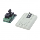ZnDiy-BRY 12V Mini Wireless Remote Control Switch + Ultra-thin Two Buttons Remote Control