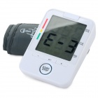 "U80K 4"" LCD Upper Arm Style Blood Pressure Monitor - White (4 x AA)"