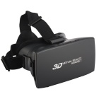 "LJ09 Virtual Reality VR 3D Glasses for 4.7~6"" Smartphones - Black"