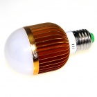 ZHISHUNJIA G27-8W E27 8W 560lm LED Warm White Bulb - Golden + White