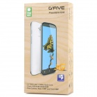 "G Vijf voorzitter G10 Android 4.2 Quad-core WCDMA Phone w / 5.7 ""FHD, 32 GB ROM, WiFi, GPS, BT - Zwart"