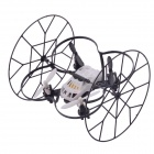NEJE 2,4 GHz 4-Kanal IR Quadcopter w / Kreisel / Wall Climbing Funktion - White + Black