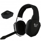 HUHD 2.4GHz Wireless Gaming Headband Headphone w/ Mic. for XBOX ONE / XBOX 360 / PS3 / PS4 + More