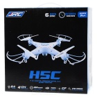 JJRC H5C 2.4GHz 4-CH 4-Axis R/C Aircraft w/ Gyroscope / Lamp / Camera - White