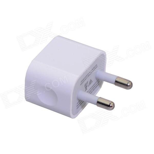 EU Plug Power Adapter W/ USB Output For IPHONE 6/6 PLUS