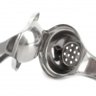 Creative Stainless Steel Manual Fruit Juicer Juice Squeezer - Silver