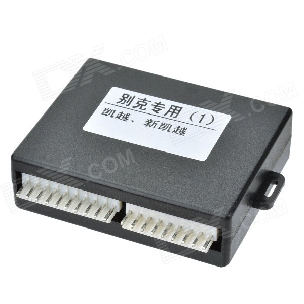 8~15V Car 4-Window Automatic Up / Down / Open / Close Controller for BUICK EXCELLE - Black marumi mc close up 1 55mm