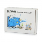 HDMI to Optical Fiber / Coaxial Audio Extractor Splitter - Black