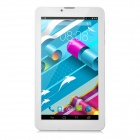 "7 ""IPS MTK8312 Android 4.4.2 Dualcore 3G WCDMA Tablet PC w / 4GB ROM, Doppel-SIM - weiß + rot"