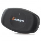 Atongm B2 Bluetooth 4.0 Heart Rate Monitor voor iOS / Android - zwarte (1 x CR2025)