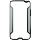 NILLKIN Protective TPU + PC Bumper Frame Case for MEIZU MX4 - Black + Gray