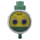 NEJE Electronic Auto Water Timer Watering Irrigation System Controller - Green + Yellow