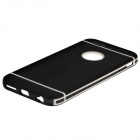 "ENKAY Protective TPU + Plastic Back Case Cover for 4.7"" IPHONE 6 - Black"