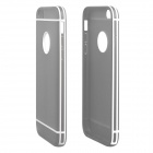 "ENKAY Protective TPU + Plastic Back Case Cover for 4.7"" IPHONE 6 - Gray"