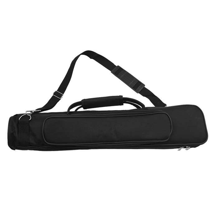 Thickened Cotton-padded High Straight Saxophone Bag Pouch - Black barrow tzs1 a02 yklzs1 t01 g1 4 white black silver gold acrylic water cooling plug coins can be used to twist the