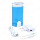 YASI FL-V8 2-Mode Rechargeable Oral Irrigator w/ 200ml Tank - Blue