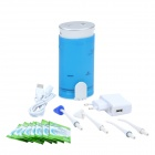 YASI V5-X1 2-Mode Rechargeable Manual Nasal + Oral Irrigator - Blue