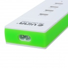 Vina UPS-001 20W 5A High Speed 4-Port USB Fast Charger for Smartphone / Tablet PC / GoPro (EU Plug)