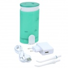 YASI FL-V6 2-Mode recargable irrigador Oral w / tanque 200ml - Verde