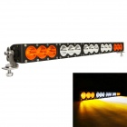 MZ 150W 12000LM 6000 LED белый + желтый луч Worklight Бар Offroad 4WD дальнего света