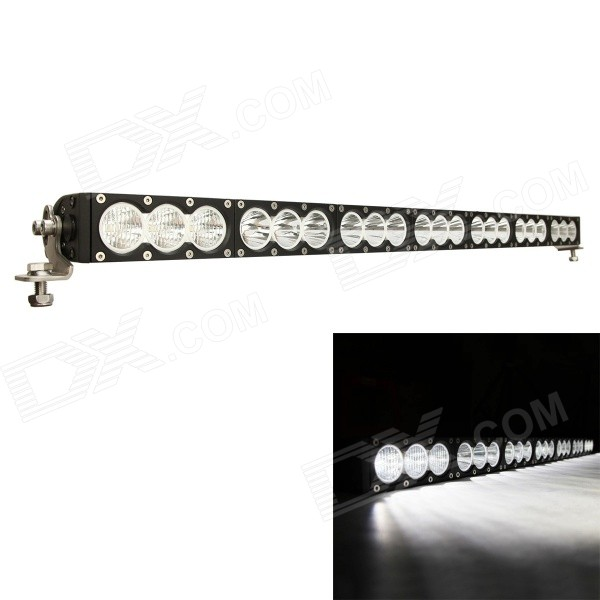 MZ 210W 16800LM 6000K LED White Spot + Flood Beam Worklight Bar Offroad 4WD SUV Driving Lamp