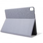 Protective PU Leather Flip Open Case w/ Stand / Auto Sleep / Card Slots for Google Nexus 9 - Silver