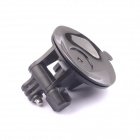 G-737 Car Suction Cup Mount for GoPro Hero 1 / 2 / 3 / 3+ / 4 - Black