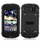 "Z18 Android 4.2 Dual Core GSM Smart Phone w/ FM, WiFi, 2.4"" Capacitive Screen, GPS - Black"