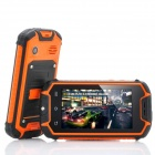"Z18 Android 4.2 Dual Core GSM Smart Phone w/ FM, WiFi, 2.4"" Capacitive Screen, GPS - Orange"