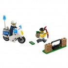 60041 Genuine LEGO City Police City Crook Pursuit