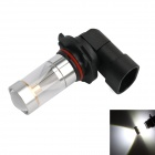 GC 9006 30W 600lm 6000K 6-LED White Light Headlamp / Fog Light w/ Reflector for Car (DC12~24V)