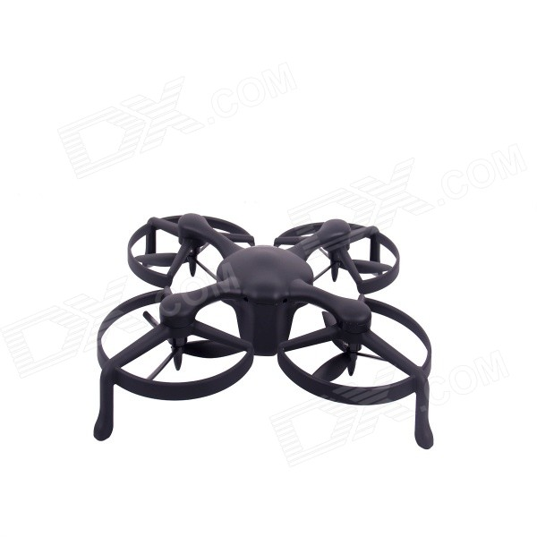 Ehang Ghost Cell Phone Controlled 2.4GHz 4-CH R/C Quadcopter w/ GPS / Wi-Fi / Gyro - Black