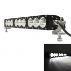 "MZ 17"" 90W 7200LM 6000K White Flood Beam LED Worklight Bar Offroad 4WD SUV Driving Lamp"