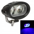 MZ 10W 800LM Blue Light Spot Beam LED Worklight Offroad 4WD SUV Driving Lamp