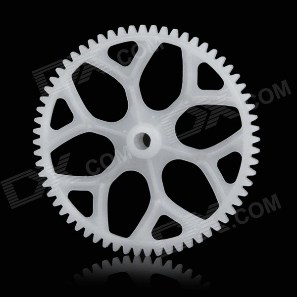 WLtoys V931-017 Replacement Spare Parts ABS Gear for V931 R/C Helicopter - White