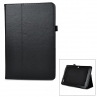 Protective Flip-Open PU Full Body Case Cover w/ Auto Sleep / Stand for ACER A3-A20 - Black