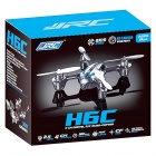 JJRC H6C-2 Gyro R/C Quadcopter Aircraft Toy w/ 2.0MP Camera - Red