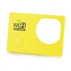 Replacement Water-resistant Protective Camera Front Cover w/ Wi-Fi for SJ5000 - Yellow