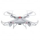 JJRC H8C-2 2.4GHz 4-CH 6-Axis Gyro R/C Quadcopter Aircraft Toy w/ 2.0MP HD Camera - White