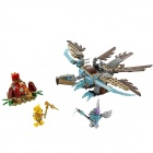 70141 Genuine LEGO Chima Vardy's Ice Vulture Glider Building Toy