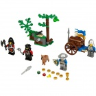 70400 Genuine LEGO Castle Forest Ambush