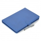 "USB Wired 84-Key Keyboard w/ Case for Samsung 9"" Tablet PC - Blue"
