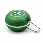 Multifunctional Bluetooth V4.0 Speaker w/ TF - Green