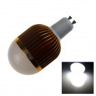 ZHISHUNJIA G10-8 GU10 8W LED Neutral White Bulb - Golden + White