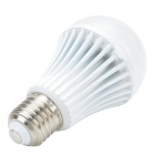 E27 9W LED Neutral White Light Globe Bulb (AC 85~265V)