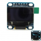 0.96 128 x 64 Blue Color OLED Display Module w/ SPI Interface for Arduino / RPi / AVR / ARM / PIC