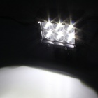 "MZ 4"" 18W 6000K 1530LM White Spot LED Feixe Worklight Bar para Truck UTV 4WD Offroad Driving Lamp"