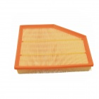 CARKING Dual-layer Non-woven Fabric Engine Air Filter for BMW 530 - Orange + Off-white