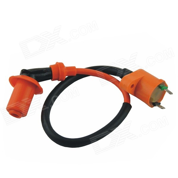 Replacement Ignition Coil for Honda - Orange relay cdi ignition ignition coil regulator for yamaha xv250 virago vstar 250